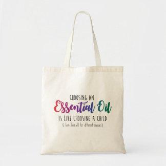 Essential Oil Tote Bag