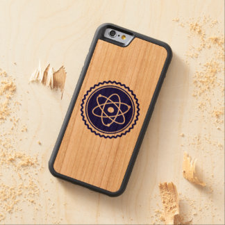 Essential Science Blue Atomic Badge Cherry iPhone 6 Bumper