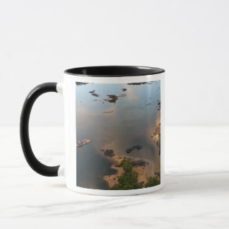 Essequibo River, longest river in Guyana, and 2 Mug