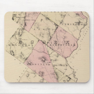 Essex County in Vermont Mouse Mat