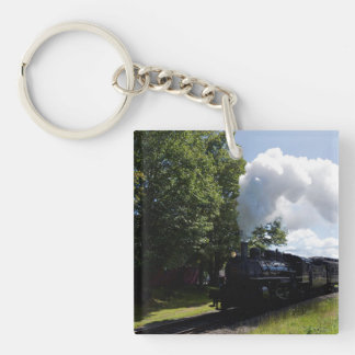Essex Steam Train Key Chain