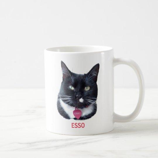 Esso Cat Mug