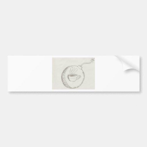 Esspresso Bomb Bumper Sticker