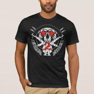 EST. 1776 2nd Ammendment - Distressed T-Shirt