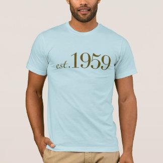 Est 1959 T-Shirt