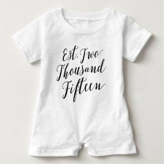 Est. 2015 t shirts