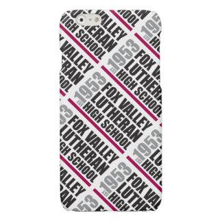 Est in 1953 - Fox Valley Lutheran High School iPhone 6 Plus Case
