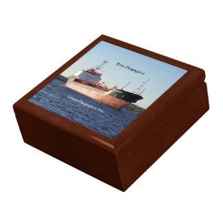 Esta Desgagnes keepsake box
