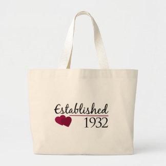 Established 1932 bags