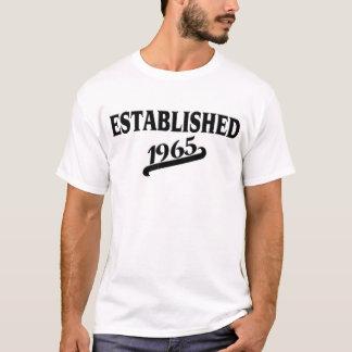 Established 1965.png T-Shirt