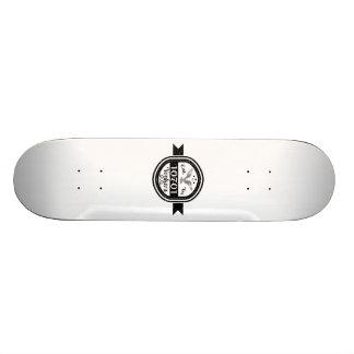 Established In 10701 Yonkers Custom Skateboard