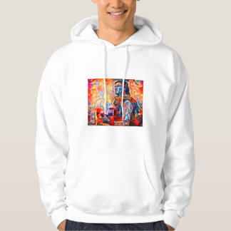 Estastonne guitar soul Men's womens hoodie