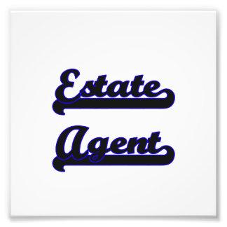 Estate Agent Classic Job Design Art Photo