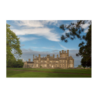 Estate Grounds Of Crom Castle Acrylic Print