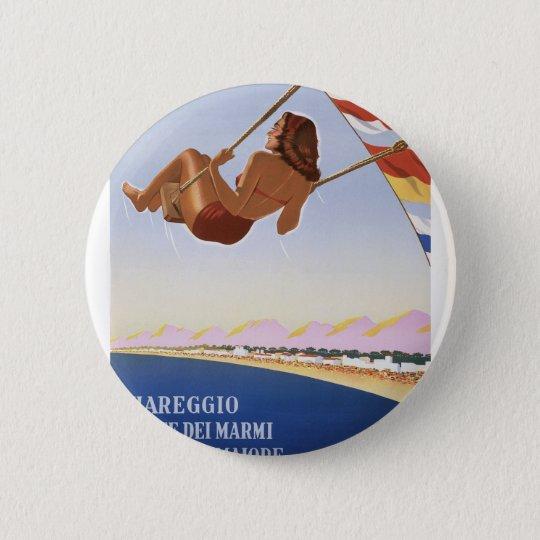 Estate Italiana 6 Cm Round Badge