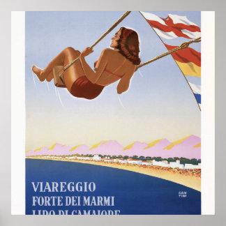 Estate Italiana Poster