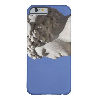 estatua erosionada fuera del Palazzo Vecchio adent Barely There iPhone 6 Case