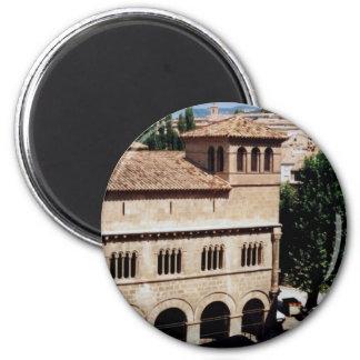Estella 6 Cm Round Magnet