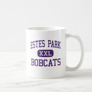 Estes Park - Bobcats - High - Estes Park Colorado Coffee Mug