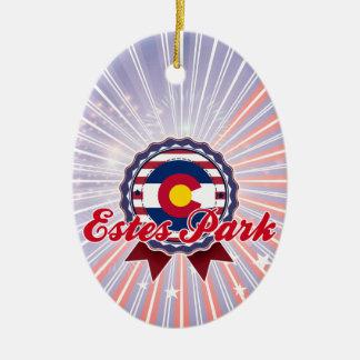 Estes Park, CO Ornament