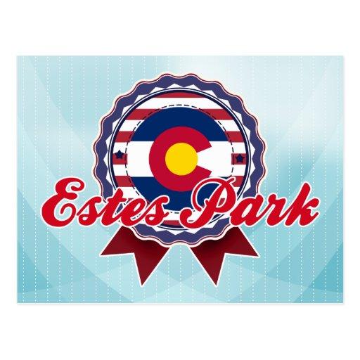 Estes Park, CO Post Cards