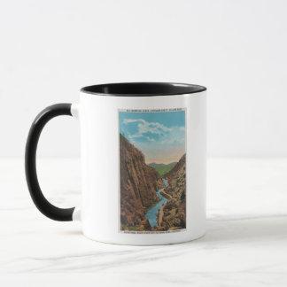 Estes Park, CO - View of Big Thompson Canon Mug