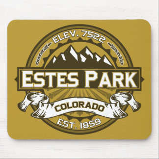 Estes Park Color Logo Mousepad