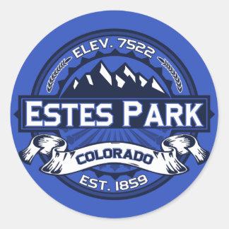 Estes Park Color Logo Sticker