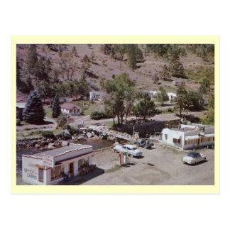 Estes Park, Colorado, 1950s Vintage Postcard