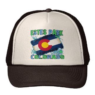 Estes Park, Colorado Trucker Hat