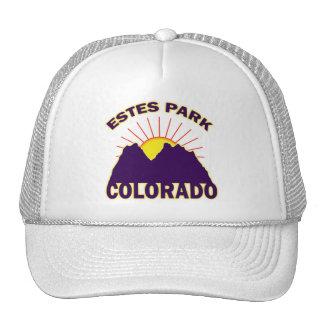 ESTES PARK COLORADO TRUCKER HAT