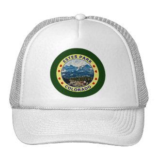 Estes Park, Colorado Mesh Hat