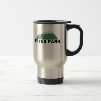 Estes Park Colorado Coffee Mugs