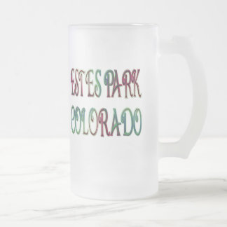 ESTES PARK, COLORADO MUGS