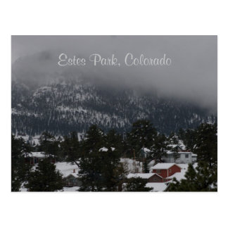 Estes Park, Colorado Postcard