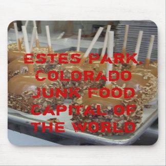 Estes Park, ColoradoJunk F... Mousepads