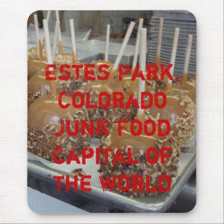 Estes Park ColoradoJunk F Mousepads