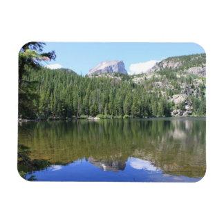 Estes Park Rectangular Photo Magnet