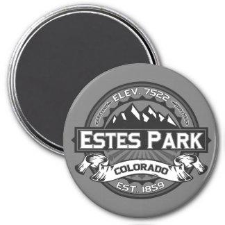 Estes Park Grey Magnets