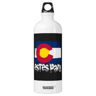 Estes Park Grunge Flag SIGG Traveller 1.0L Water Bottle