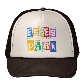 Estes Park Mesh Hats