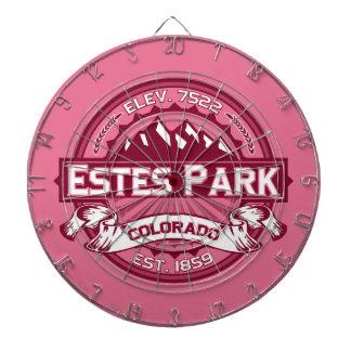 Estes Park Honeysuckle Dart Boards