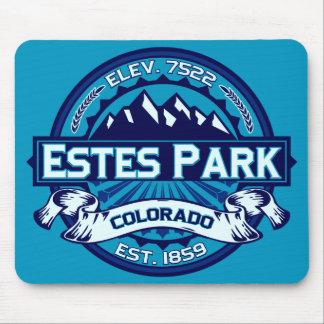 Estes Park Ice Mousepad