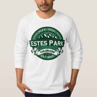 Estes Park Logo Forest Shirts
