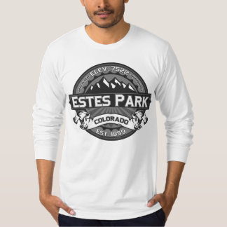 Estes Park Logo Gray Shirt