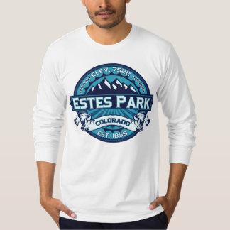 Estes Park  Logo Ice Tee Shirts