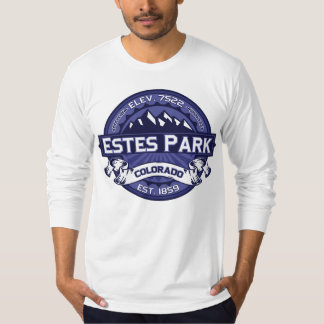 Estes Park Logo Midnight T-Shirt