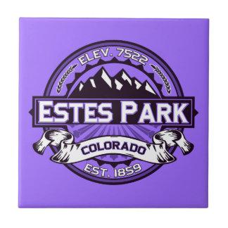 Estes Park Logo Tile