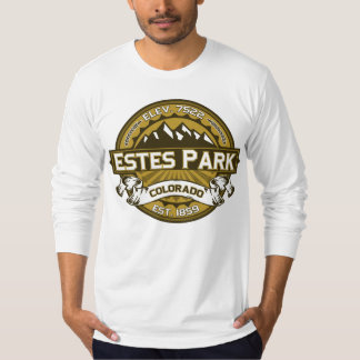 Estes Park  Logo Wheat T-Shirt
