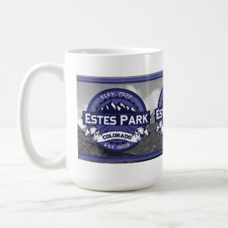 Estes Park Mug Midnight